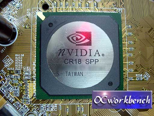 nForce2 chipset op mamaplank