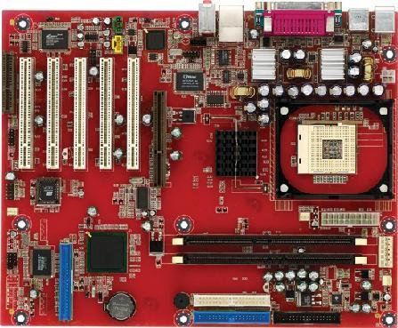 MSI 850E Max moederbord