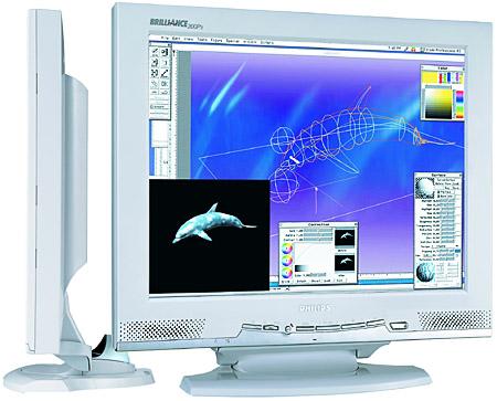 Philips Brilliance 200P3M 20