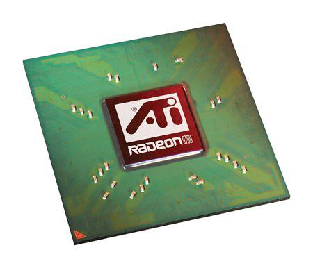 ATi Radeon 9700 GPU (R300)