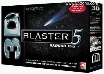 Creative 3D Blaster RX9000 Pro