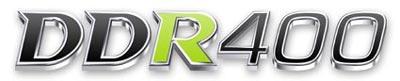 DDR400 logo