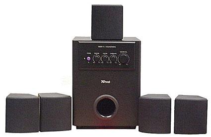 Trust 3000P 5.1 Soundwave