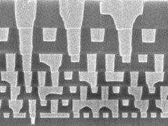 Intel 0,09 micron: zevel lagen