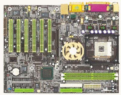 Chaintech CT-9EJL1 Apogee moederbord