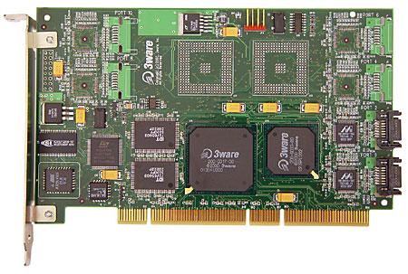 3Ware Escalade 8500-4 Serial ATA/150 RAID Controller