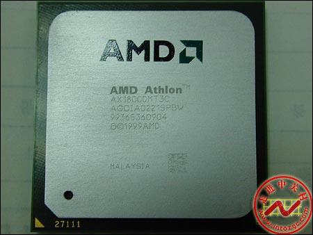AMD Athlon XP 1800+ met heatspreader