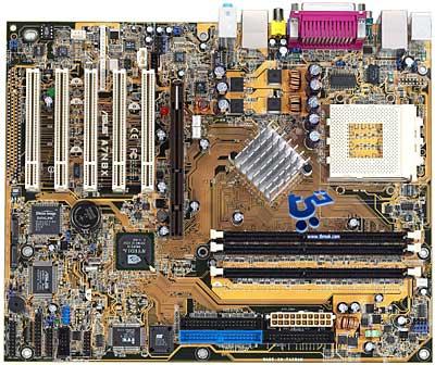Asus A7N8X nForce 2