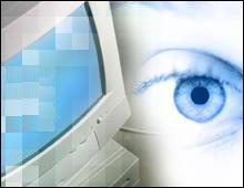 Eye-scan typing!