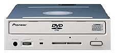 Pioneer DVR-A04 DVD-RW drive
