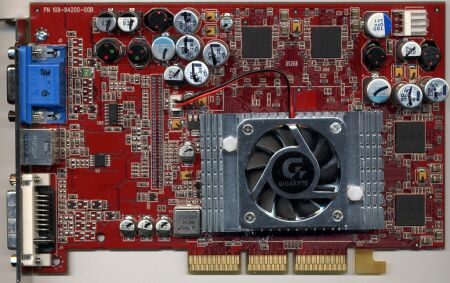 Gigabyte ATi Radeon 9700 Pro