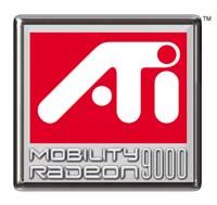 ATi Mobility Radeon 9000 logo