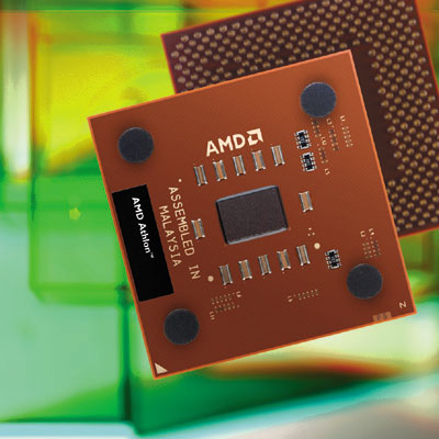 AMD Athlon MP perspic