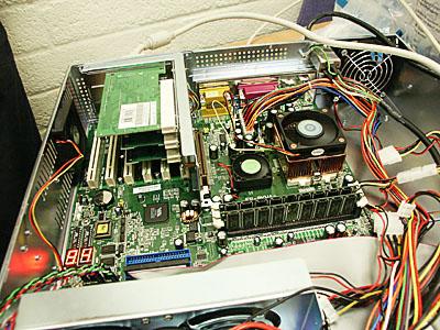 Server upgrades 31 aug: Athena naakt