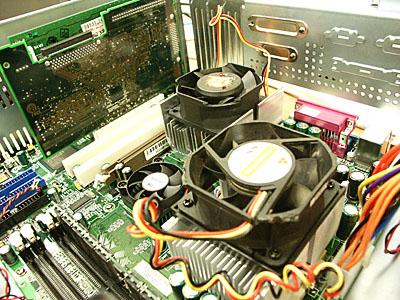 Server upgrades 31 aug: Daniel's laptop