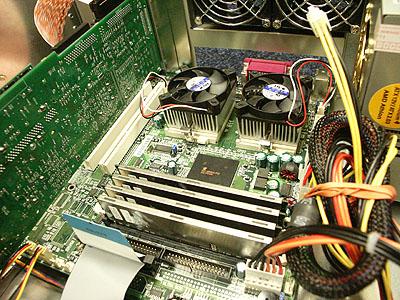 Server upgrades 31 aug: Supermicro 370DLE in Alicia