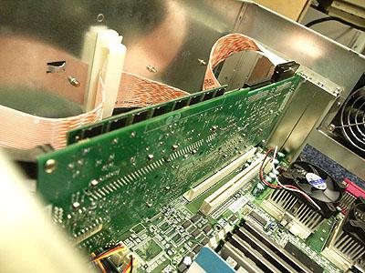 Server upgrades 31 aug: LSI MegaRAID Elite 1500