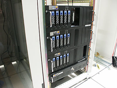 Server upgrades 31 aug: Achelois en database servers in nieuw rack