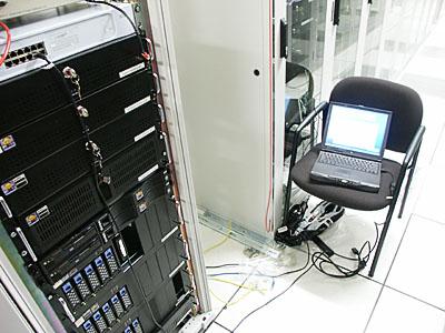 Server upgrades 31 aug: Netwerk aan de praat