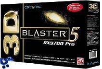 Creative 3D Blaster 5 RX9700