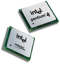 Celeron vs. Pentium 4