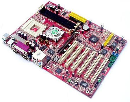 MSI KT4 Ultra-BSR moederbord