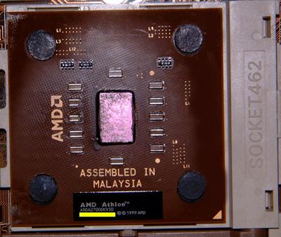 AMD Athlon XP 2700+ (klein)