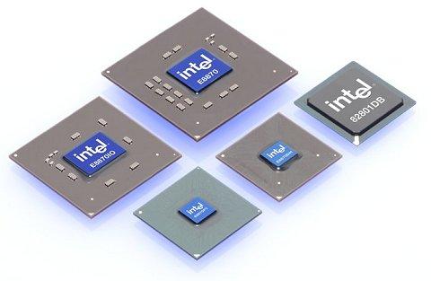 Intel E8870 chipset