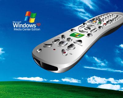 Windows XP Media Center Edition wallpaper