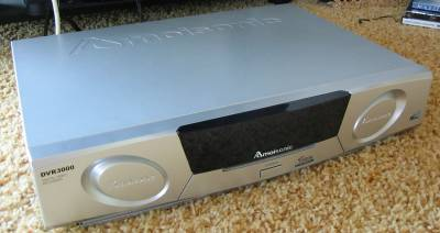 Amoisonic DVR3000 harddisk VCR