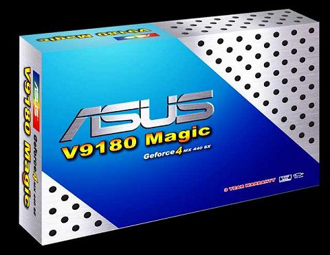 Asus v9180 Magic