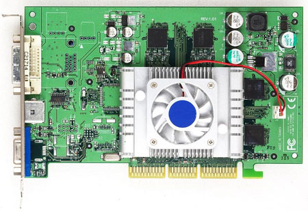 GeForce4 MX met AGP8x