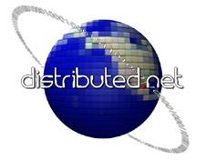 Distributed.net logo