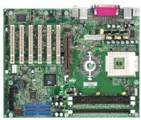 Epox EP-8RDA+ nForce2 IGP moederbord (klein)