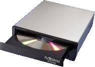 Plextor PX-W4824A cd-brander