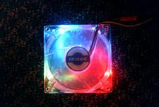 LED ventilator 1