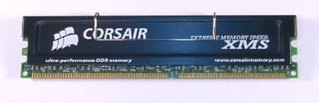 Corsair XMS DDR SDRAM module
