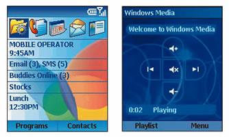 Microsoft Smartphone 2002