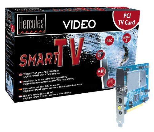 Hercules Smart TV
