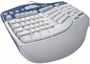 Microsoft Natural Multimedia Keyboard (groot)