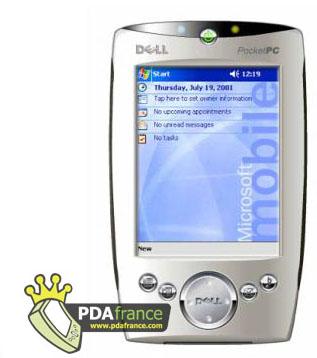 Dell PDA Clemente