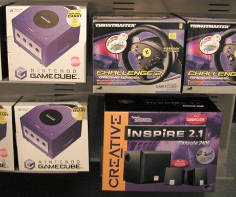 Creative Console Speakerset