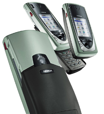 Nokia 7650 review: de 7650 kan vliegen