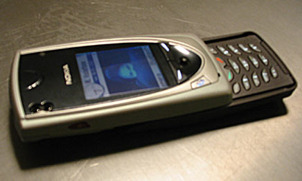 Nokia 7650 review: Nokia 7650