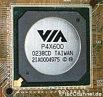VIA P4X600 chipset (150 pixels)