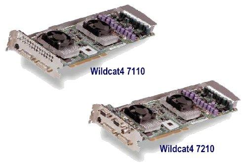 Wildcat 4 videokaarten