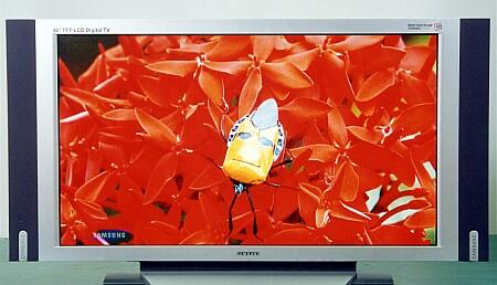 Samsung 46-inch LCD-scherm