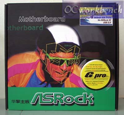 Asrock G Pro