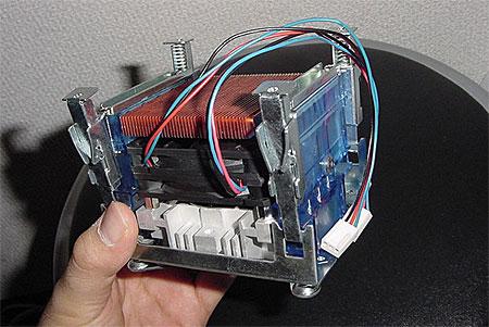 AquaTec Blue Ice C-100 mini waterkoeler