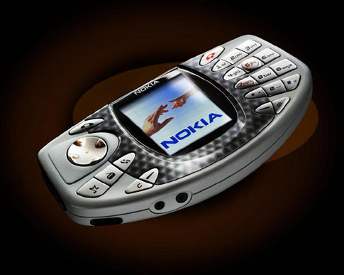 Nokia N-Gage (middel)
